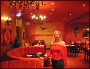 Indian Restaurant Interior Design