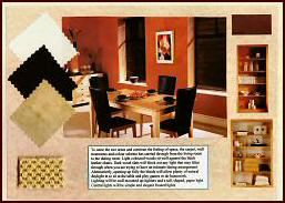 Interior Design Mood Board Example
